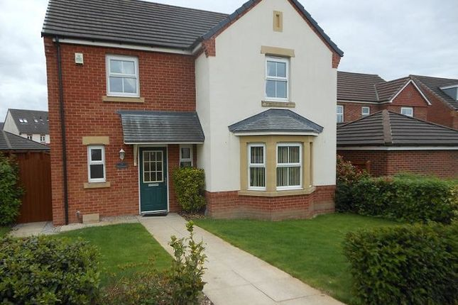 Thumbnail Detached house for sale in Old Worden Avenue, Buckshaw Village, Chorley