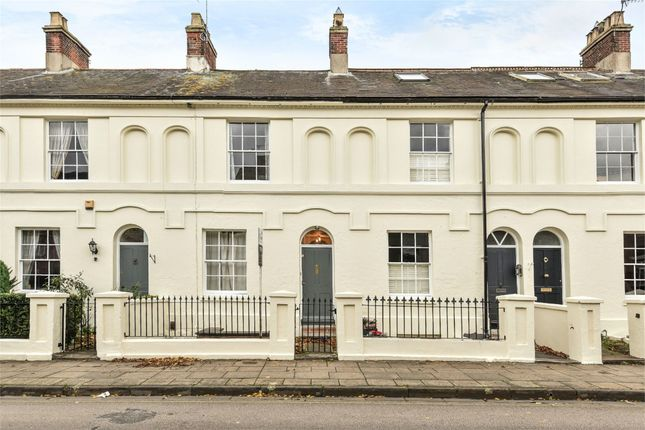 Thumbnail Terraced house to rent in Eastgate Street, Winchester, Hampshire