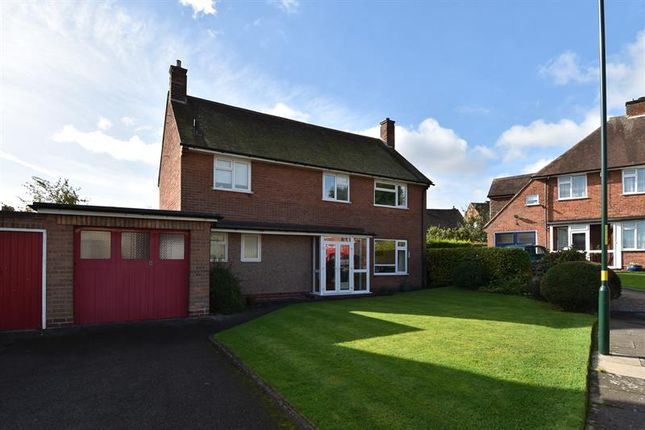 Thumbnail Detached house for sale in Mimosa Close, Bournville Village Trust, Selly Oak