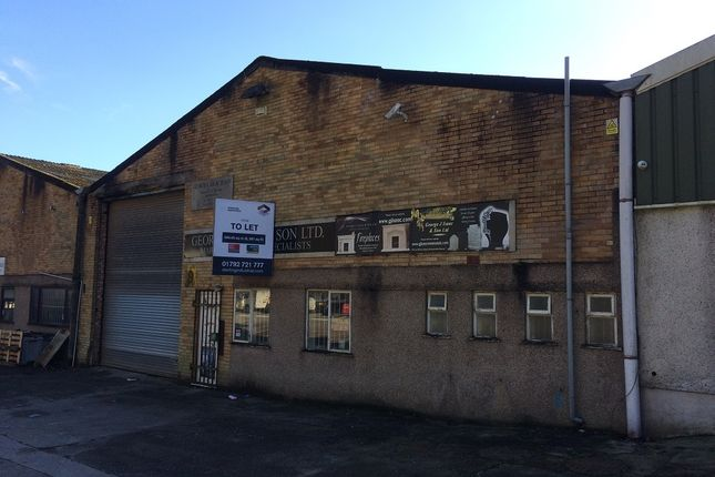 Thumbnail Industrial to let in Unit 9, Lonlas Industrial Estate, Neath SA10, Neath,