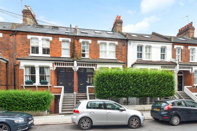 Thumbnail Flat for sale in Lurline Gardens, Battersea, London