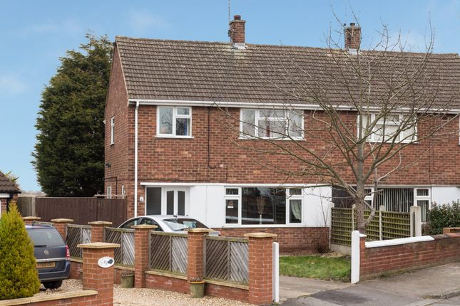 Thumbnail Semi-detached house for sale in Henton Road, Edwinstowe