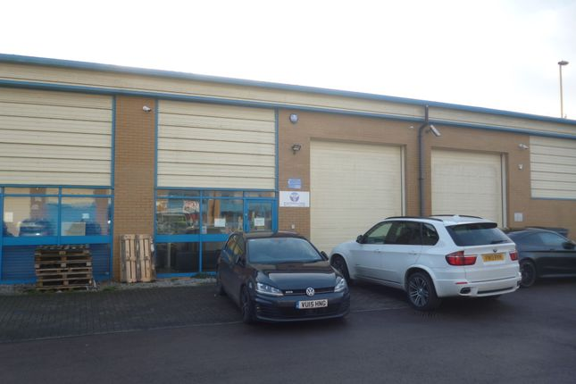 Thumbnail Light industrial to let in Stephenson Drive, Gloucester