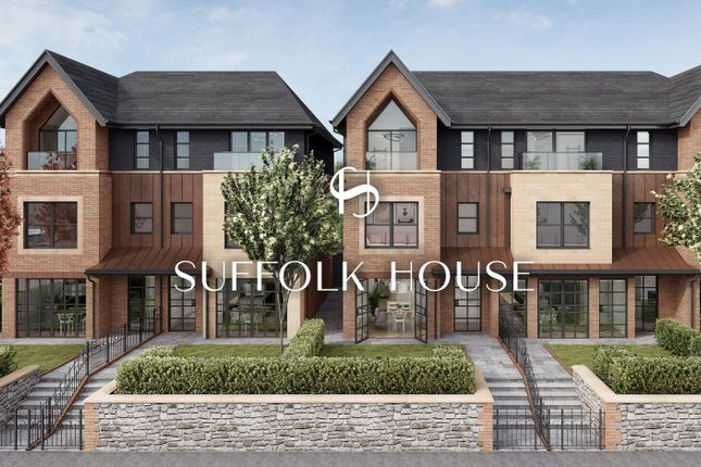 Thumbnail Semi-detached house for sale in Llandaff Road, Canton, Cardiff