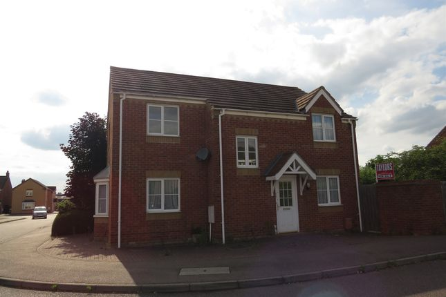 Thumbnail Detached house for sale in Brunel Drive, Biggleswade