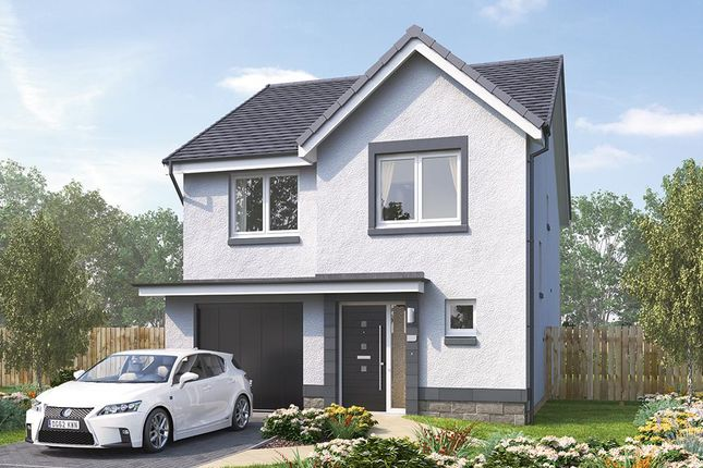 "Thumbnail Detached house for sale in ""The Ashbury"" at Brora Crescent, Hamilton"