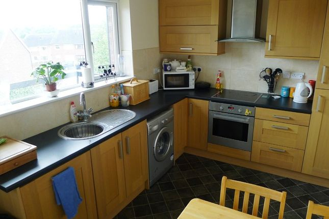 Thumbnail Flat to rent in Wilcox Green, Greasbrough, Rotherham
