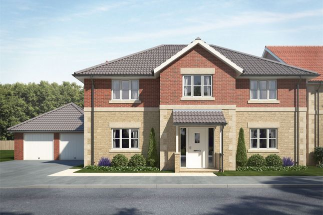 Thumbnail Detached house for sale in Plot 14, Elmhurst Gardens, Trowbridge, Wiltshire