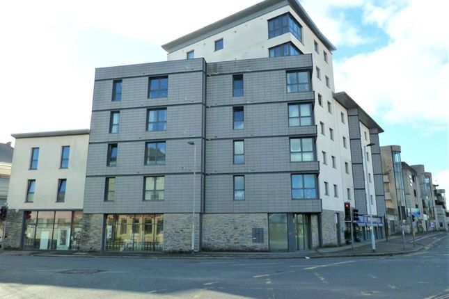 Thumbnail Flat for sale in Lockyers Quay, Plymouth, Devon