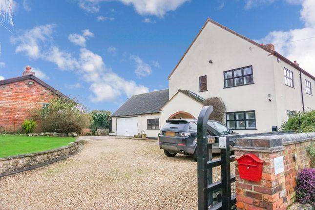 Thumbnail Semi-detached house for sale in New Road, Shuttington, Tamworth