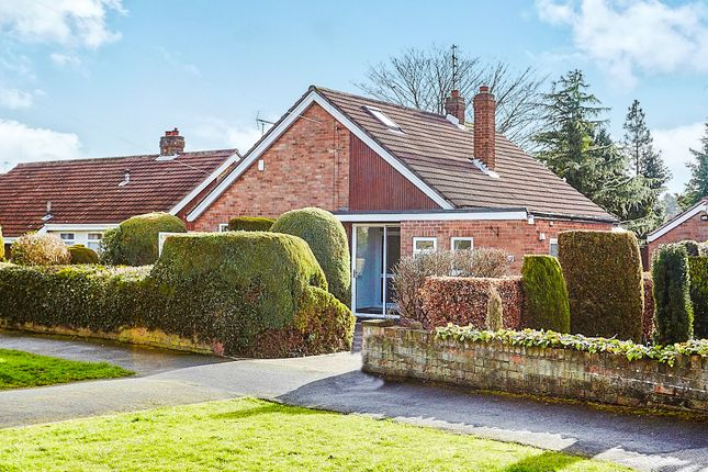 Thumbnail Detached bungalow for sale in Woodland Drive, Anlaby, Hull