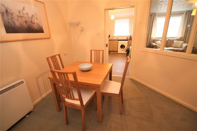 Dining Room of Academy Street, Coatbridge ML5