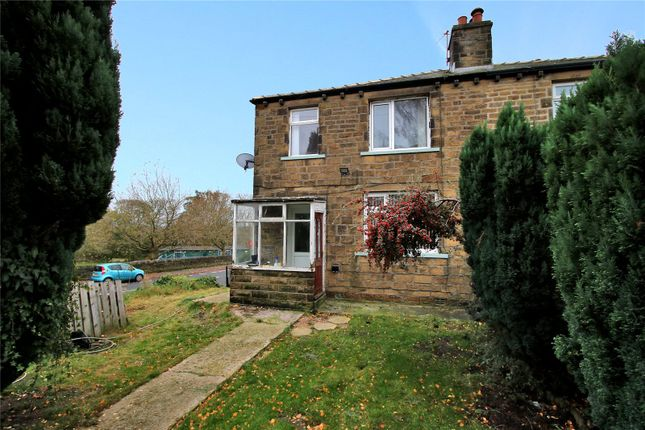 Thumbnail Semi-detached house to rent in Royd Avenue, Bingley, West Yorkshire