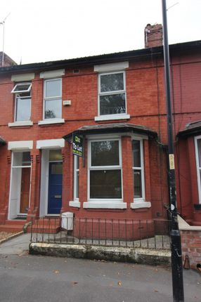 Thumbnail Semi-detached house to rent in Mabfield Road, Fallowfield, Manchester