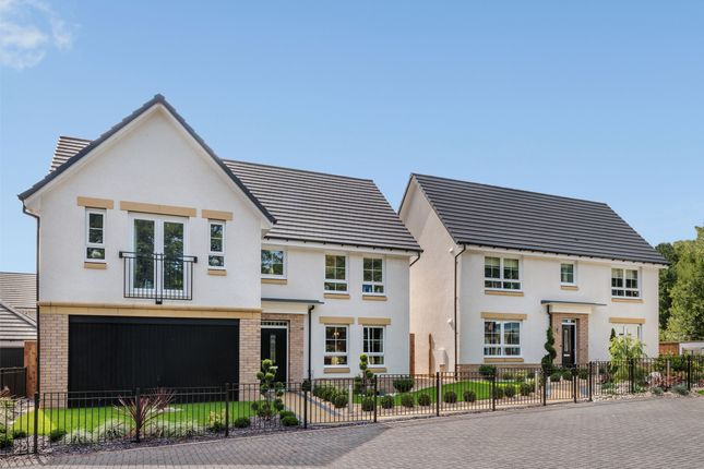 """Thumbnail Terraced house for sale in """"Newmachar"""" at Frogston Road East, Edinburgh"""