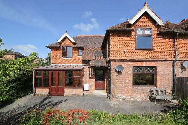 Thumbnail Semi-detached house to rent in Station Road, Rotherfield, Crowborough