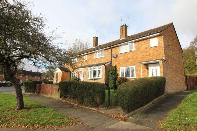 Thumbnail Semi-detached house for sale in Cuttsfield Terrace, Hemel Hempstead