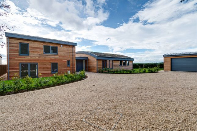 Thumbnail Detached house for sale in Hawcote Hill, Birdlip, Gloucestershire