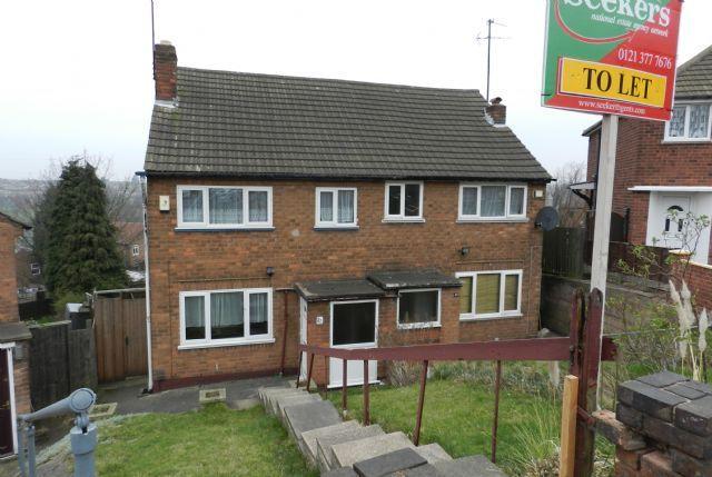 Thumbnail Semi-detached house for sale in Semi Detached, Two Bedroom House, Redbank Avenue, Erdington, Birmingham, West Midlands