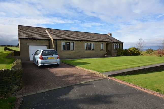 Thumbnail Detached bungalow for sale in Scholes Moor Road, Scholes, Holmfirth