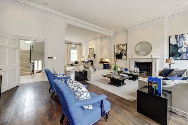 Thumbnail Terraced house for sale in Upper Wimpole Street, Marylebone, London