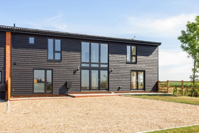 4 bed semi-detached house for sale in The Old Dairy, Rook End, High Wych, Sawbridgeworth CM21