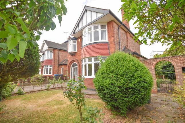 Thumbnail Detached house for sale in Musters Crescent, West Bridgford, Nottingham