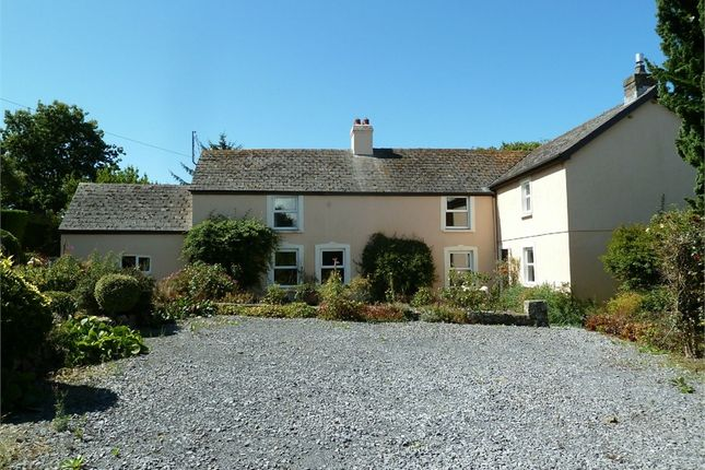 Thumbnail Detached house for sale in Tyhir, St Dogmaels, Cardigan, Pembrokeshire