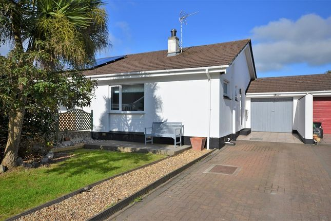 Thumbnail Bungalow for sale in Middlegates, St Agnes, Cornwall