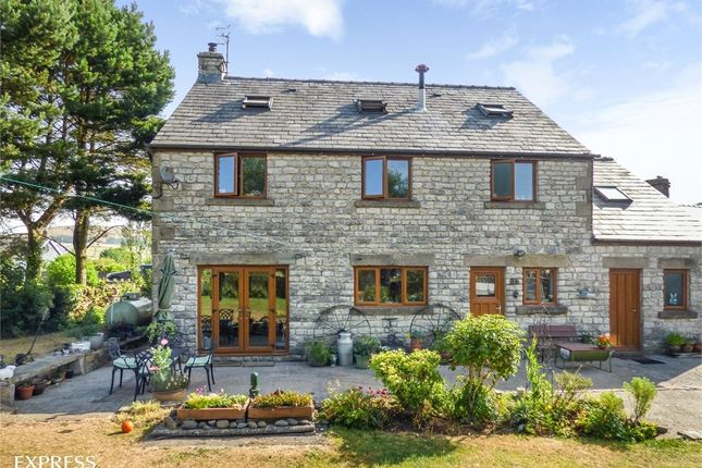 Thumbnail Detached house for sale in Hernstone Lane, Peak Forest, Buxton, Derbyshire