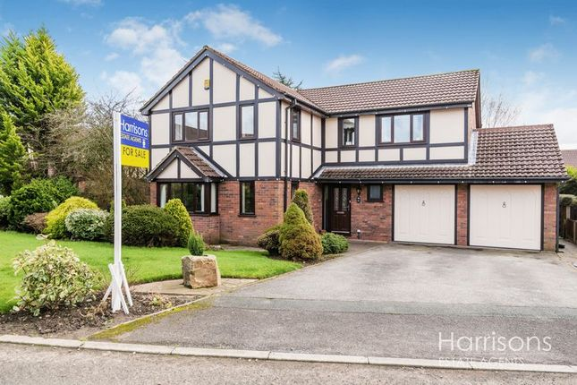 Thumbnail Detached house for sale in Firs Road, Bolton