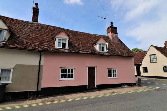 2 bed end terrace house to rent in George Street, Hadleigh, Ipswich, Suffolk IP7