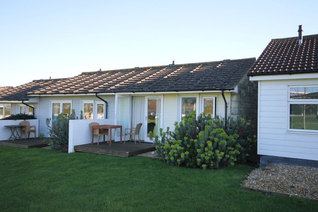 Thumbnail End terrace house for sale in West Bay Club, Norton, Yarmouth