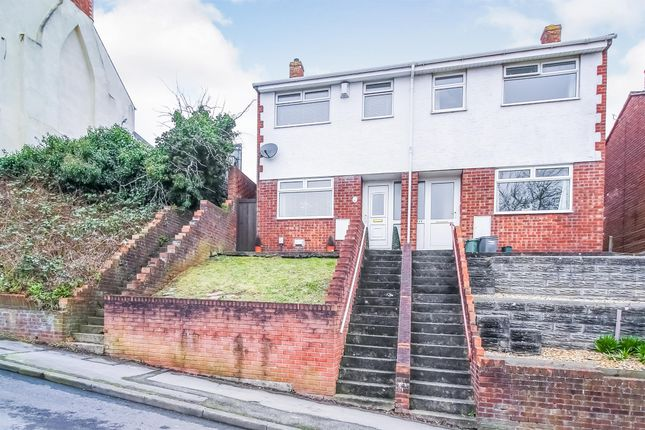 2 bed semi-detached house for sale in Holton Road, Barry CF63