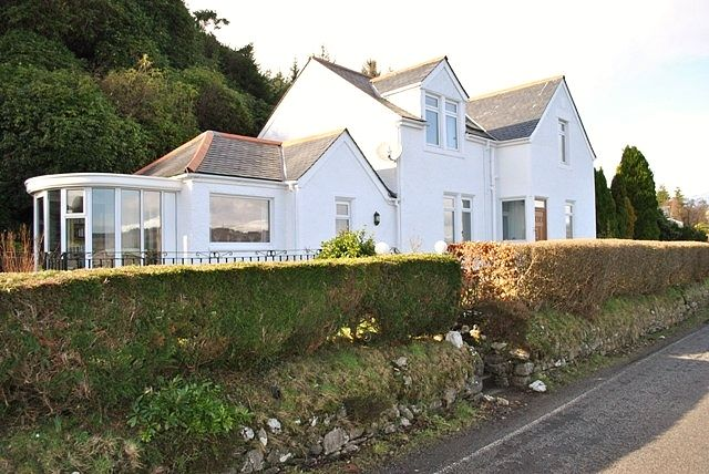 Thumbnail Detached house for sale in Shore Road, Ardentinny, Argyll And Bute