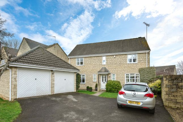 Thumbnail Detached house for sale in Pictor Close, Corsham