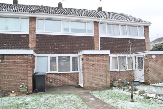 3 bed terraced house for sale in Farm Side, Newhall, Swadlincote DE11