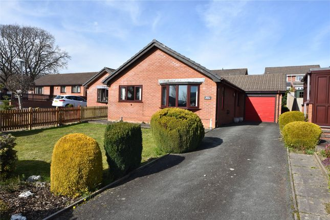 Thumbnail Bungalow for sale in Beech Close, Newtown, Powys