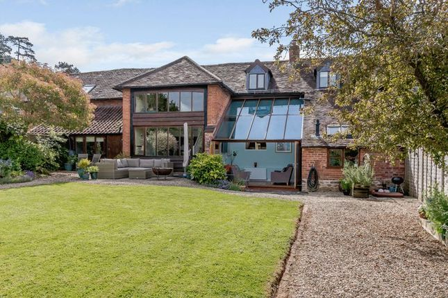 Thumbnail Barn conversion for sale in Gloucester Road, Ledbury