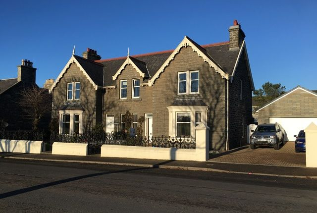 Thumbnail Semi-detached house for sale in 40 Northcote Street, Wick