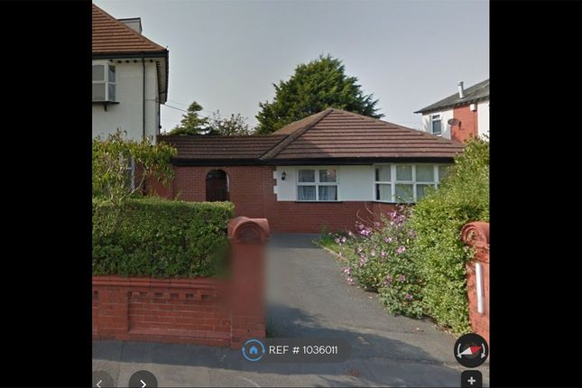 2 bed bungalow to rent in The Bungalow, St Annes FY8