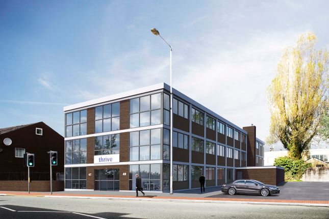 Thumbnail Office to let in Market Street, Farnworth