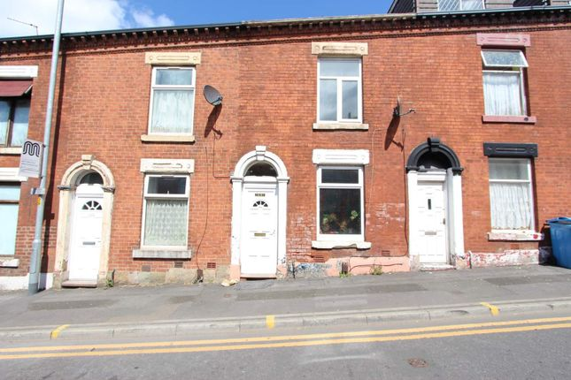 Thumbnail Terraced house to rent in Waterloo Street, Glodwick, Oldham