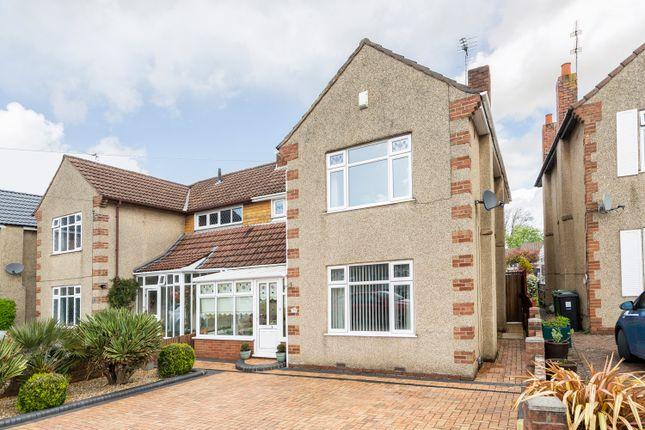 4 bed semi-detached house for sale in Morley Avenue, Mangotsfield, Bristol BS16