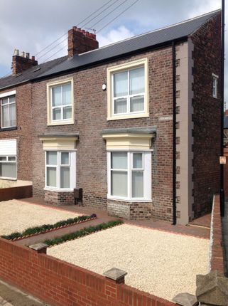 Thumbnail Terraced house to rent in Western Hill, Sunderland
