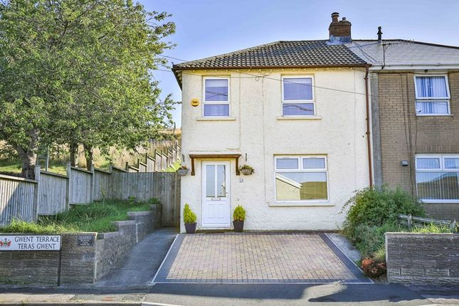 Thumbnail Semi-detached house for sale in Gwent Terrace, Nantyglo, Ebbw Vale