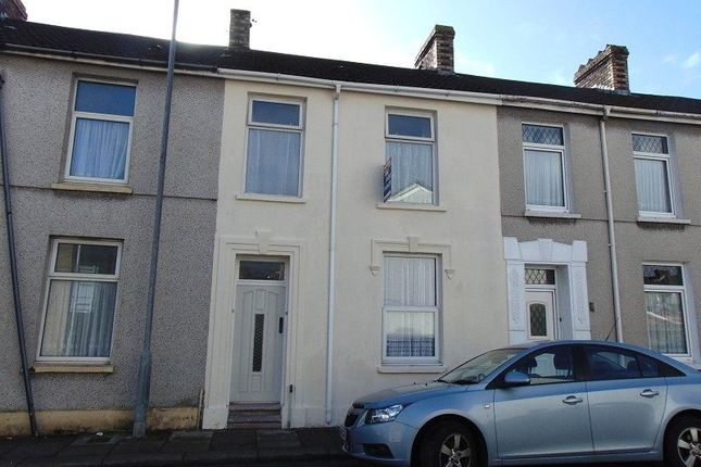 Thumbnail Property to rent in Marsh Street, Llanelli, Carmarthenshire.