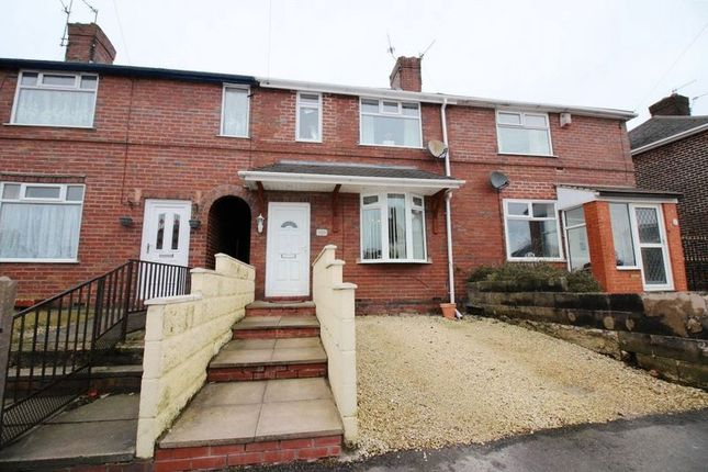 Thumbnail Town house for sale in Maureen Avenue, Tunstall, Stoke-On-Trent