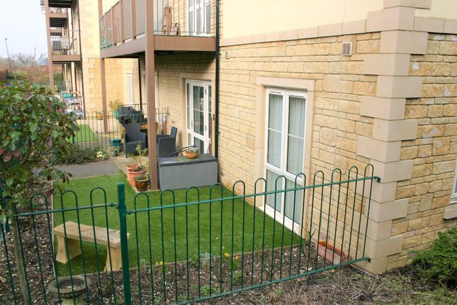 2 bed flat for sale in The Fairways, Malmesbury Road, Chippenham SN15