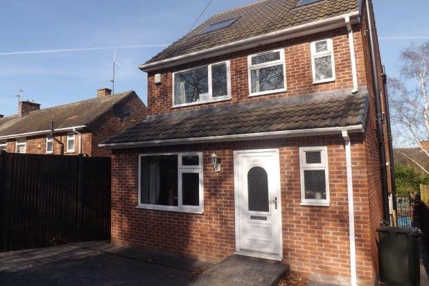 Thumbnail Detached house to rent in Moorgate Road, Moorgate, Rotherham